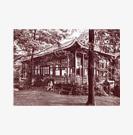 Als Lesecafé 1914 im Kurort Weißer Hirsch
